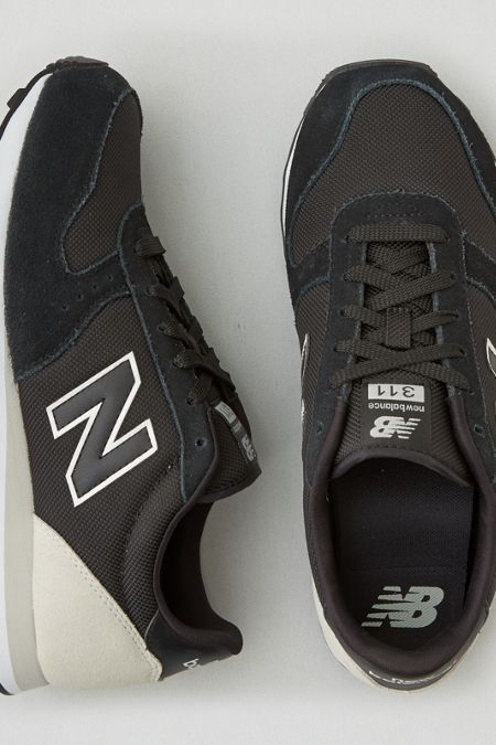new balance 311 mens black
