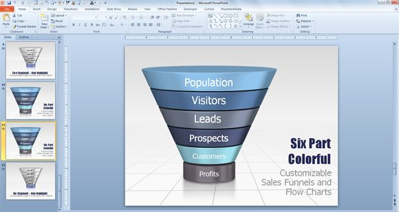 Free Funnel Analysis PPT Presentation Templates Examples ...
