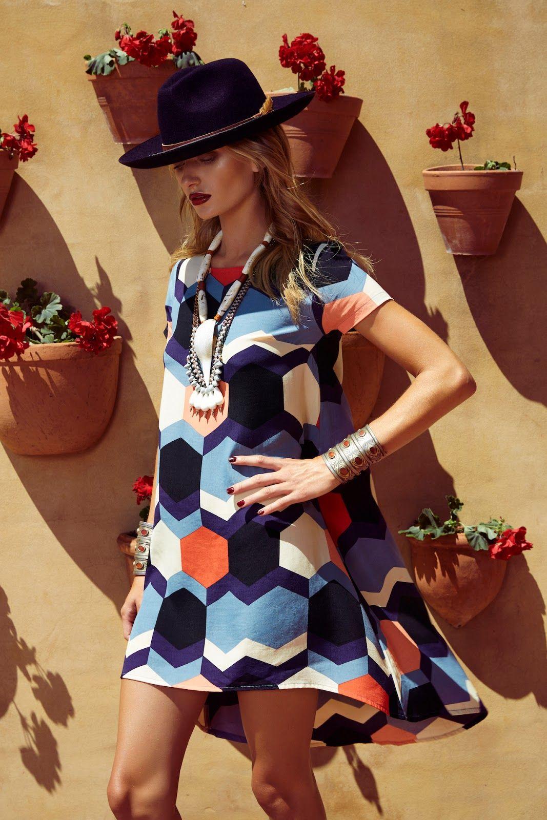 LA HACIENDA Annabella Barber by Amanda Fordyce for Mister Zimi Autumn Winter 2015