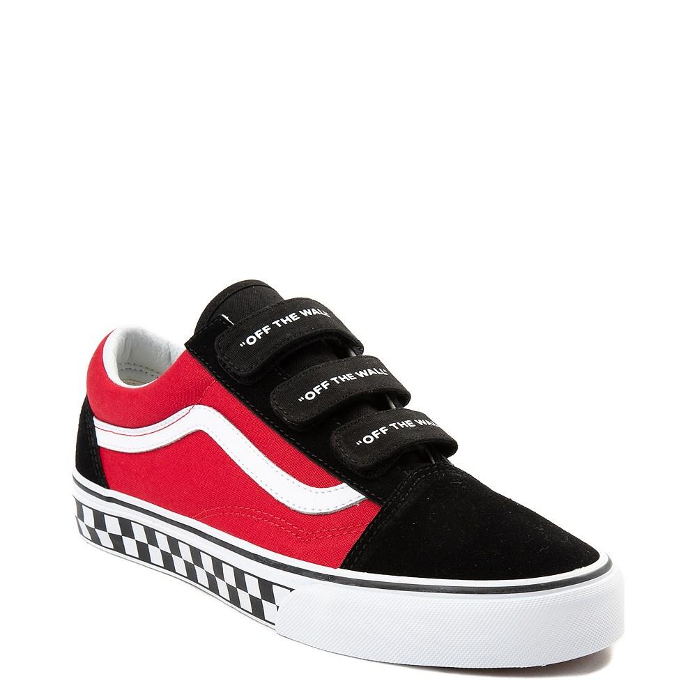 Vans Old Skool V Logo Pop Skate Shoe