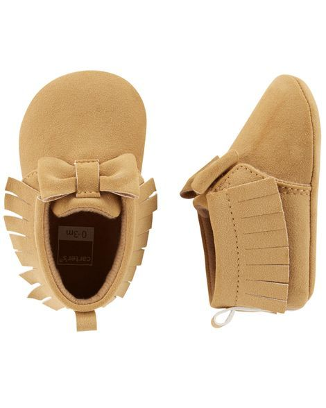 0554476c4 Carter s Moccasin Crib Shoes. Display product reviews ...