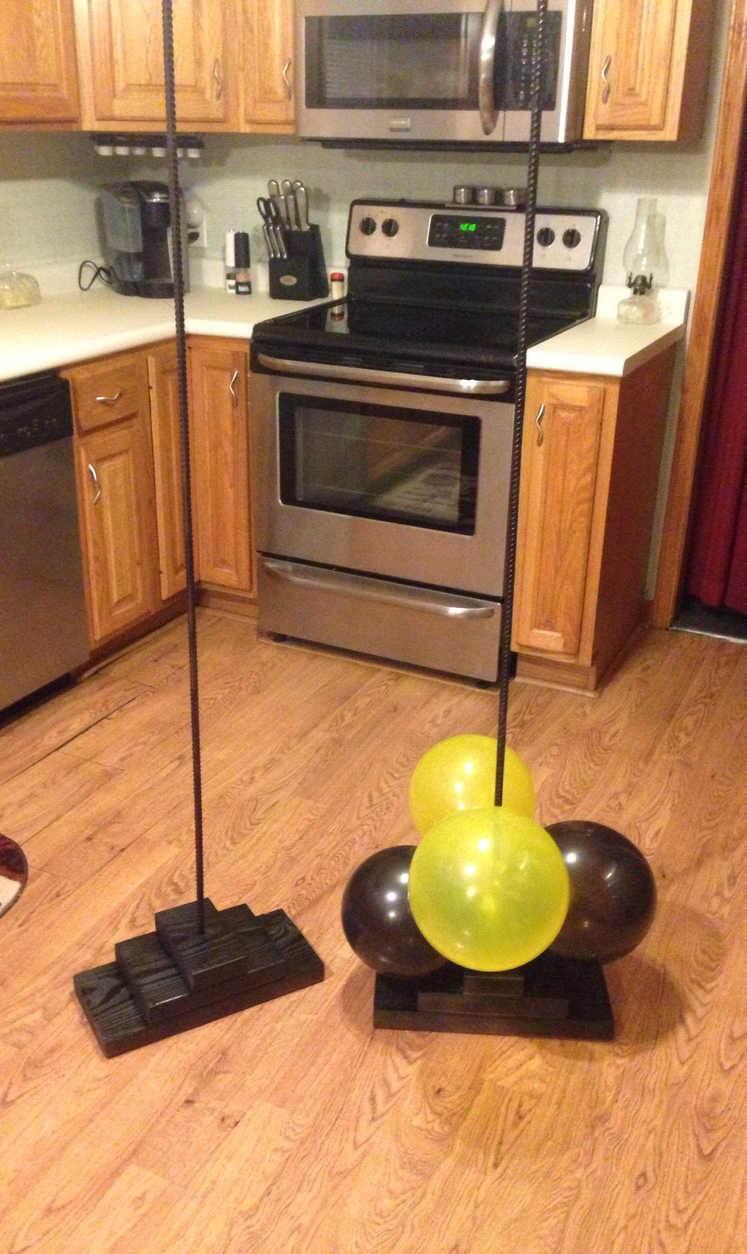 Diy balloon columns - Awesome Yet Easy To Diy Balloon Columns