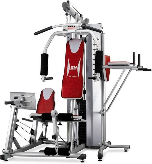 Kaufen Sie BH Fitness Kraftstation »Global Gym Plus« OTTO -  Kraftstation »Global Gym Plus«  - #fitn...