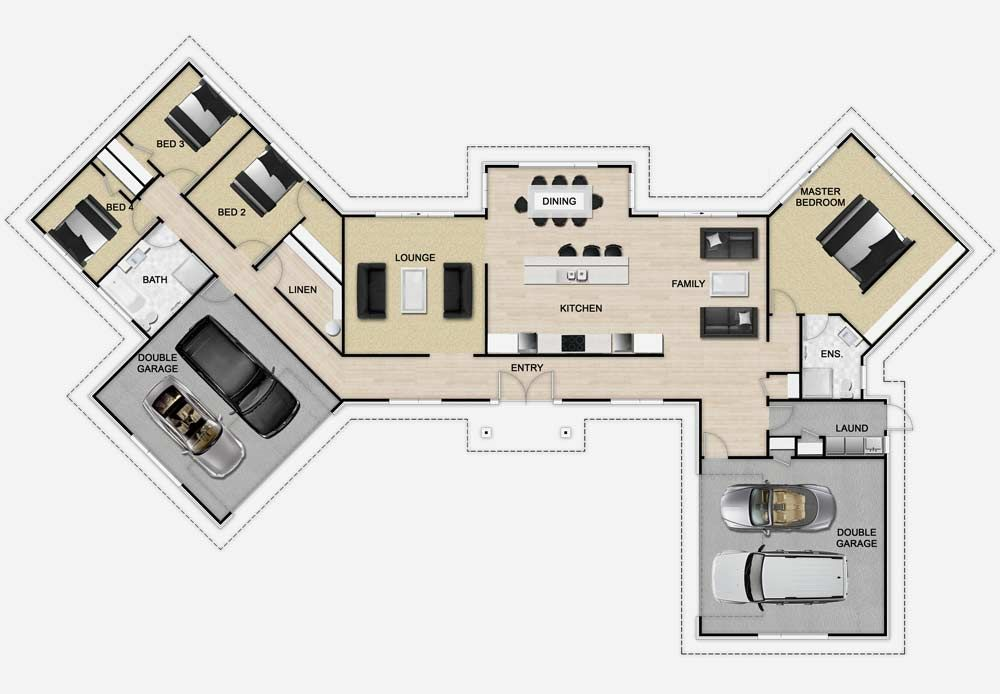 Golden homes plan mono 300 find this pin and more on new zealand floor