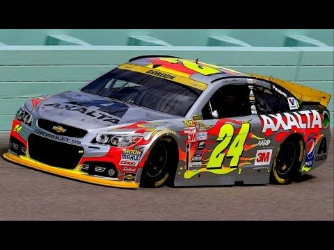 Jeff Gordon Tribute The Last Legend Youtube Ford Ecoboost 400 Nascar Ford