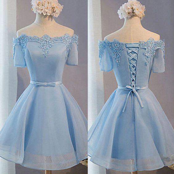 34 Vestidos Cortos En Diferentes Colores Para Xv Años