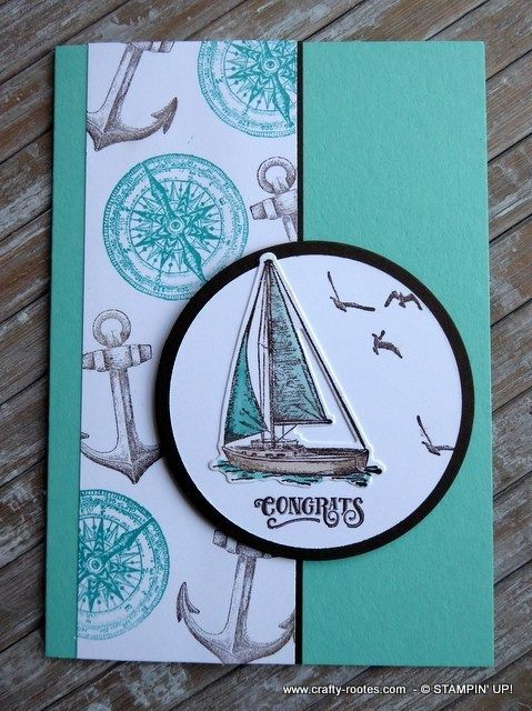 Sailing Home for July Classes - Crafty-rootes