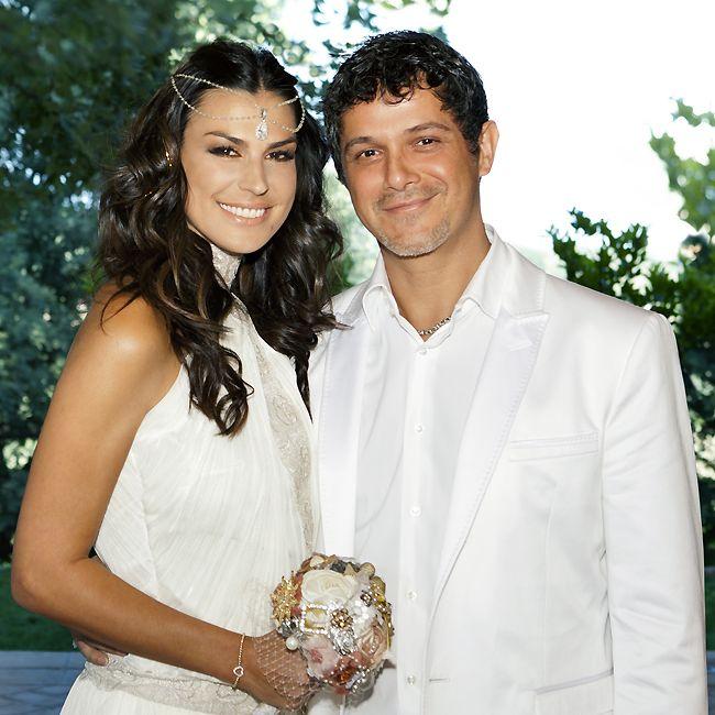 Cantor Alejandro Sanz se casa 'secretamente'