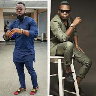 M14 BLOG: Olamide and Timaya Seal Endorsement Deals With Glo...
