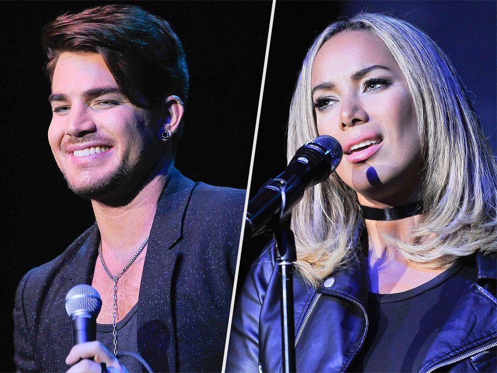 Protected Blog Log In Adam Lambert Leona Lewis Girl Crushes