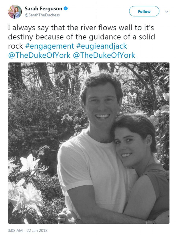 Princess Eugenie is engaged to Jack Brooksbank Princess