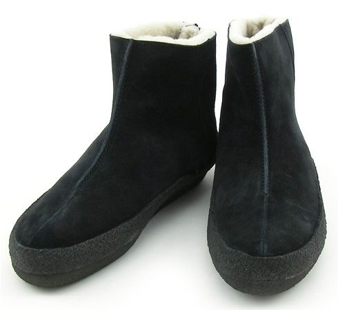Curling boots from Bally  7c93a95f9e891