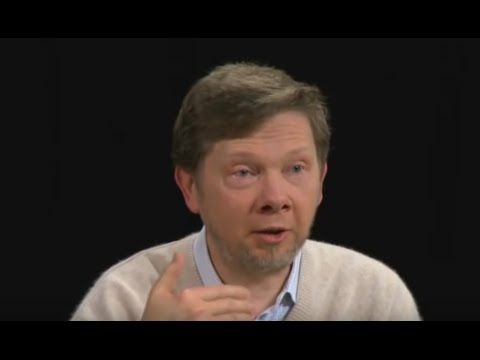 Eckhart Tolle - Letting Go Of Psychological Ties - YouTube