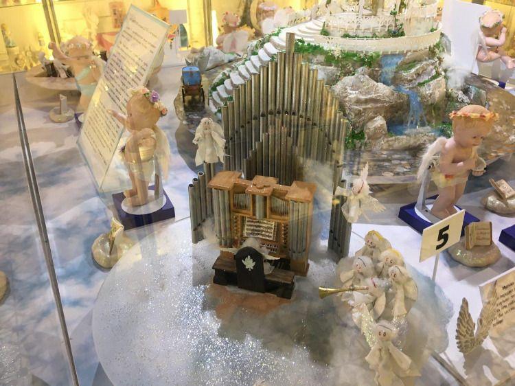 Орган из Музея Домик Ангелов