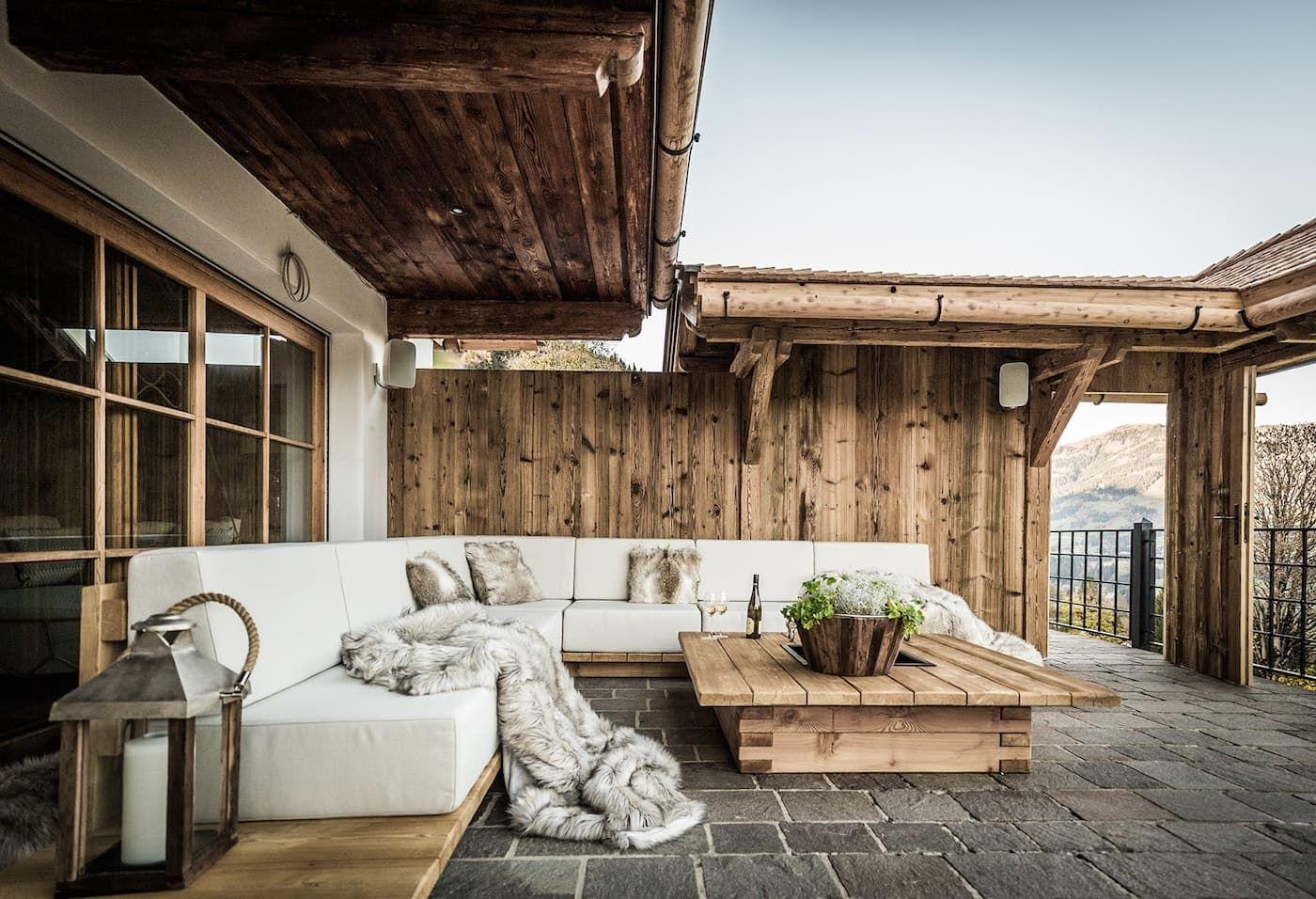 Chalet bei Kitzbühel St Corona Interiors