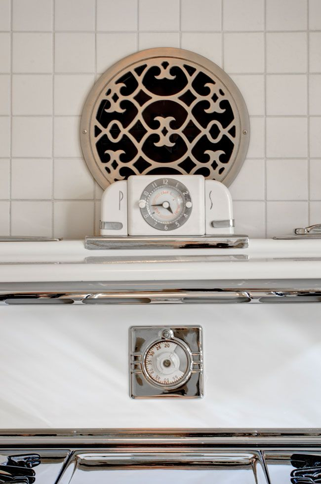 50s style nutone ceiling/wall fan solves your exhaust issues