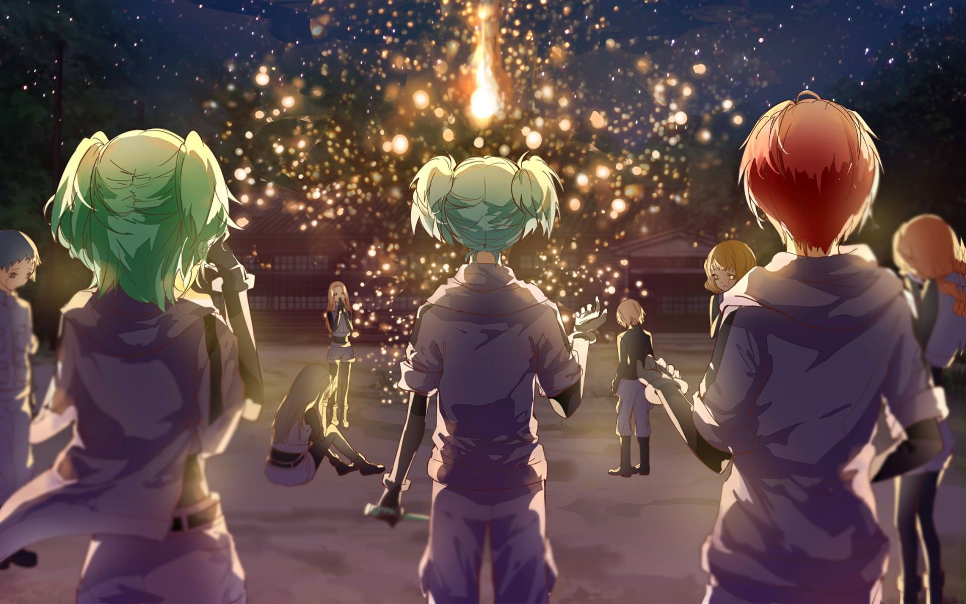 Hd Wallpaper Anime Digital Wallpaper Assassination Classroom Hinano Kurahashi
