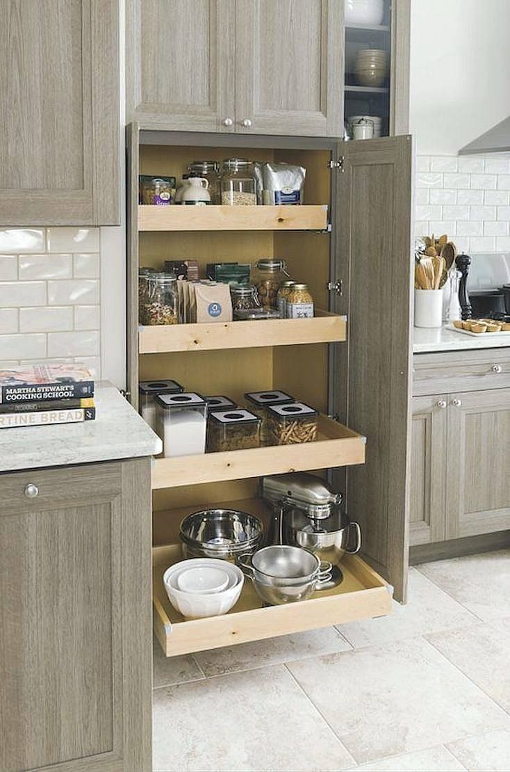 Keep All Your Pantry Supplies And Snacks Within Easy Reach This Ious Utility With Roll Trays Offers Access For Kitchen Cooking Staples