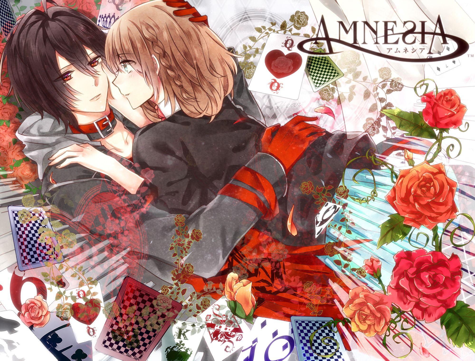 Amnesia Shin Heroine Amnesia Amnesia Anime Anime