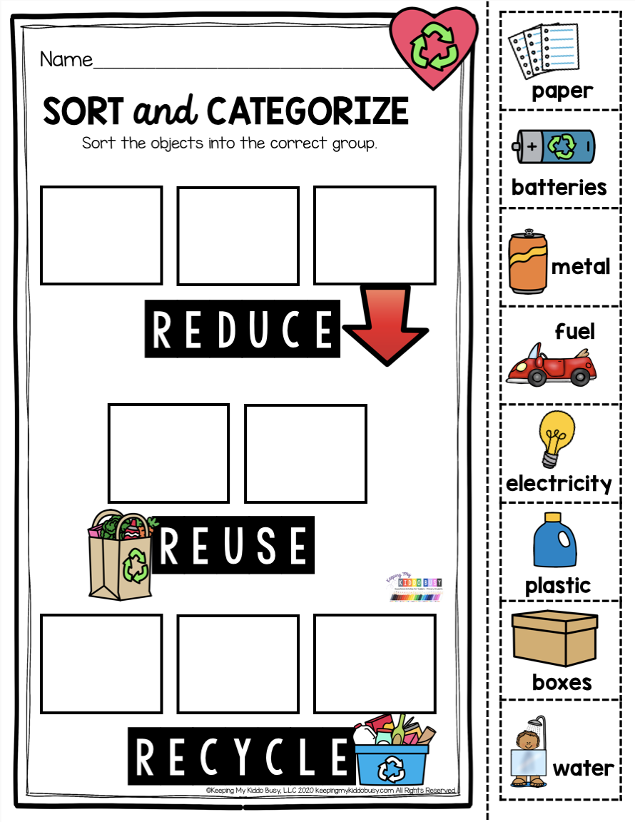 hight resolution of All About Planet Earth - FREE Activities — Keeping My Kiddo Busy   Earth  day activities