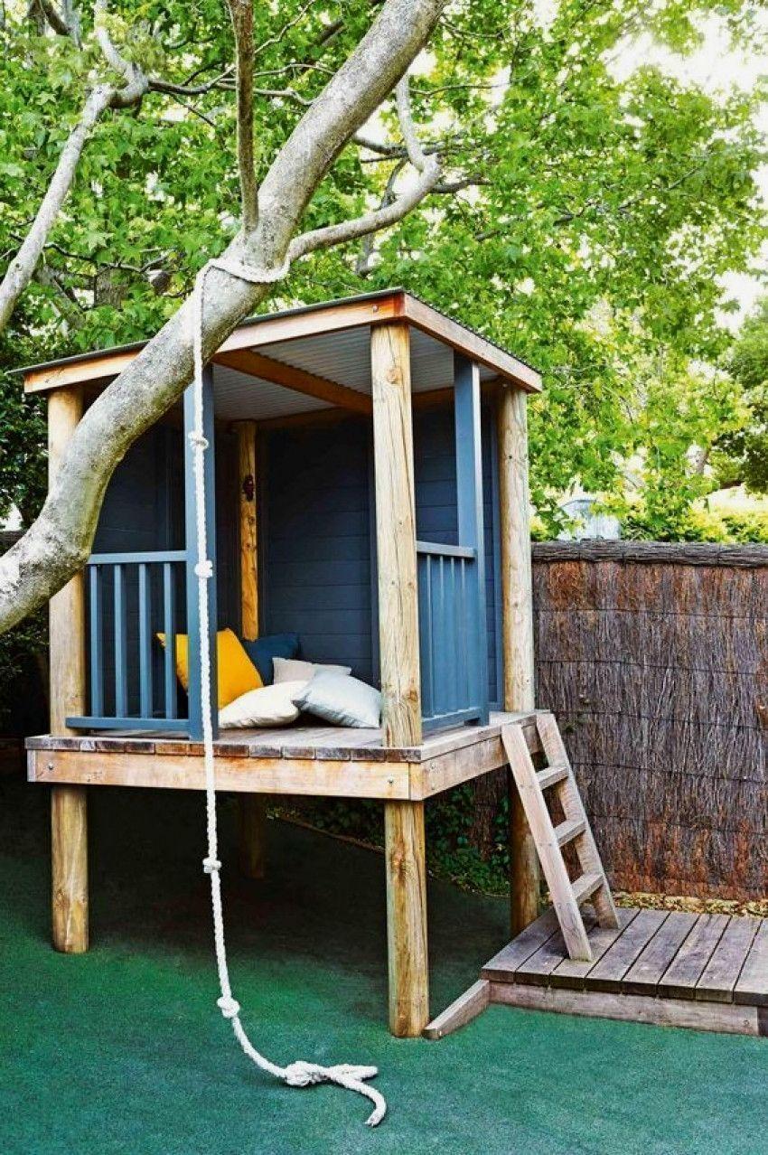 Backyard: Ingenious Idea Backyard Fort Kit Outdoor ...