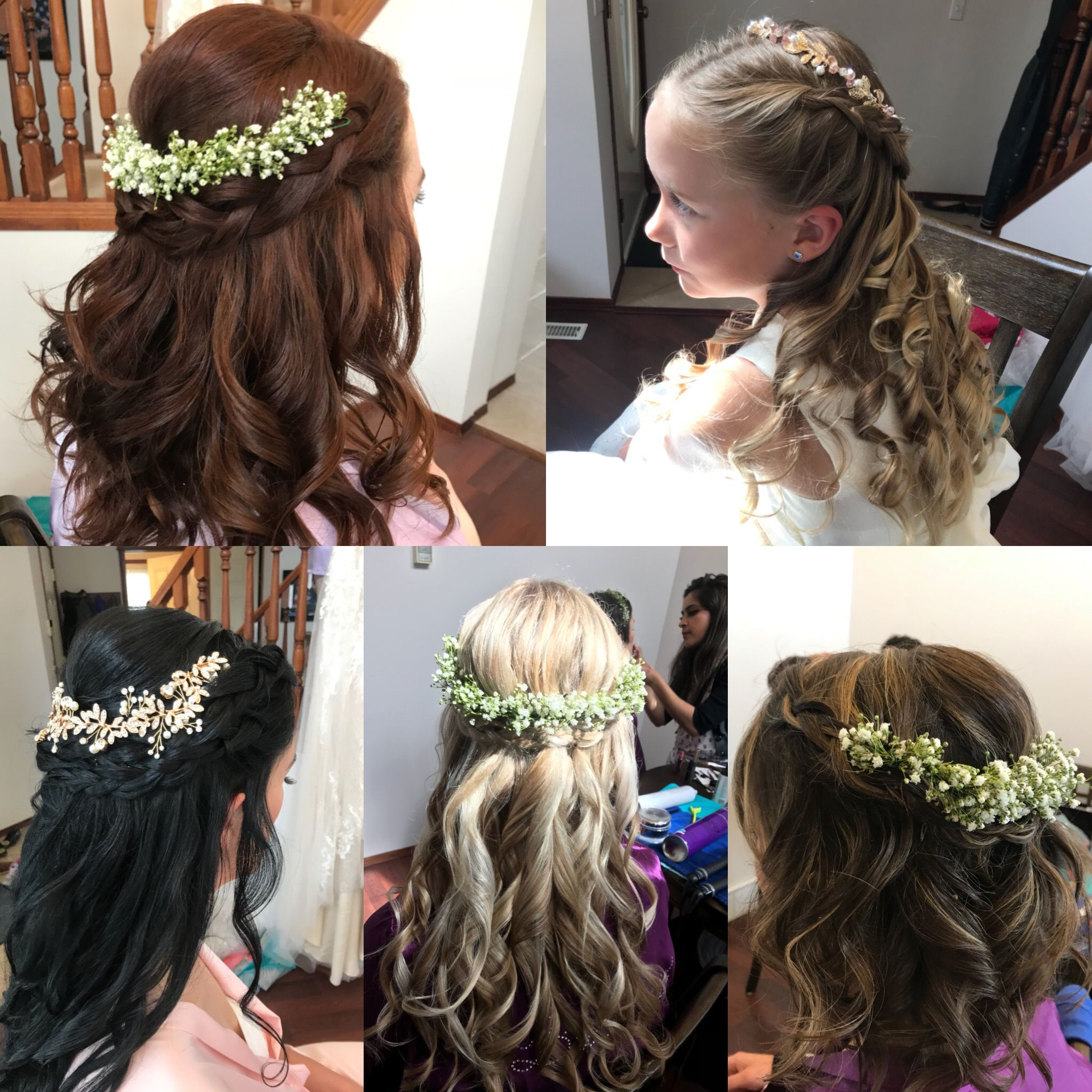 Hair and makeup by Beautiful Calgary Bride Hair makeup