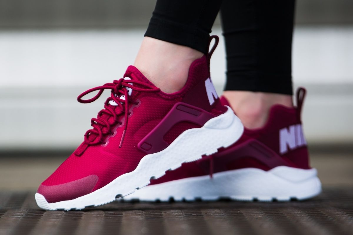 Nike WMNS Air Huarache Run Ultra  Noble Red  (via Kicks-daily.com ... c7958d95b3