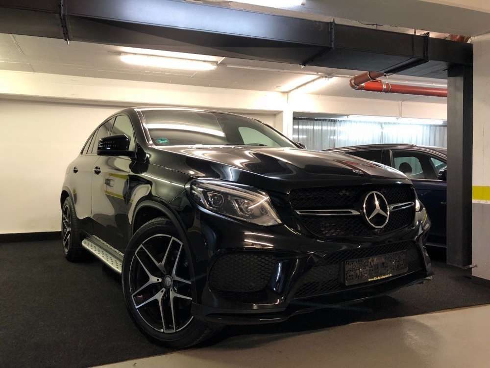 2016 Mercedes Benz Gle 350d Coupe 4matic Suv Amg Line Panorama