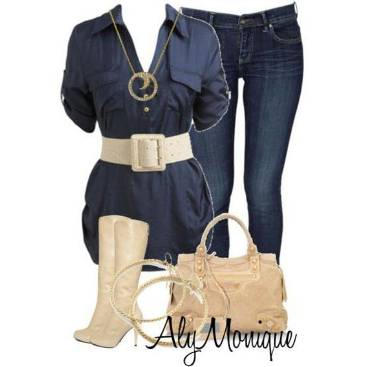 Love the belt n boots