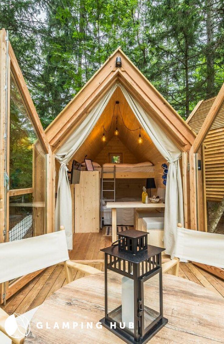 Breathtaking Luxury Tree House Rentals near Lake Bled, Slovenia ...