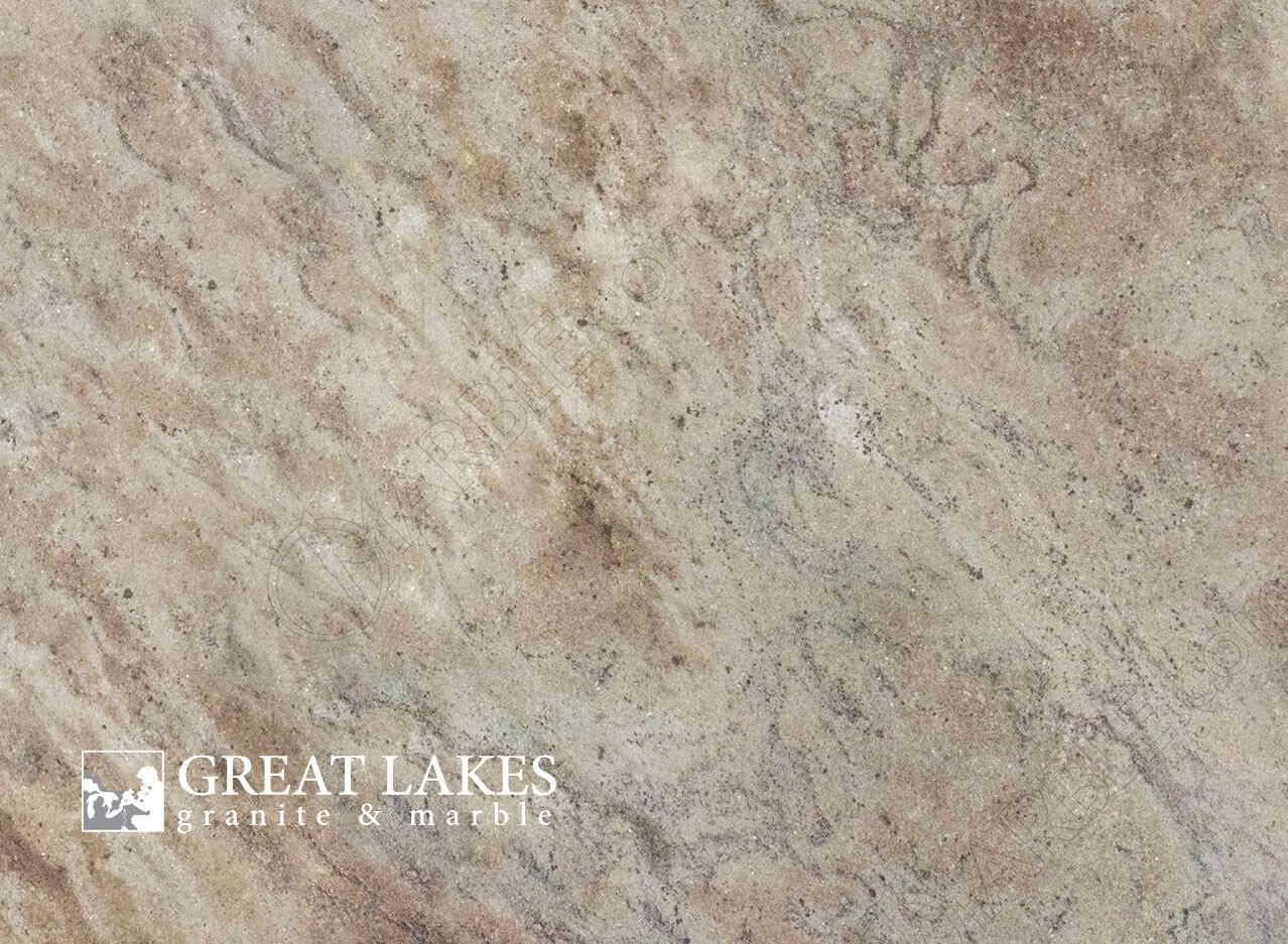 Astoria Gold Granite From India Is A Cream Beige Black