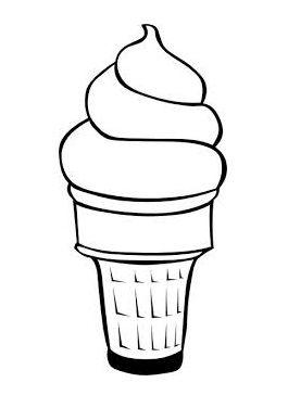 pincoloring fun on food  drink  ice cream coloring pages cool coloring pages ice cream