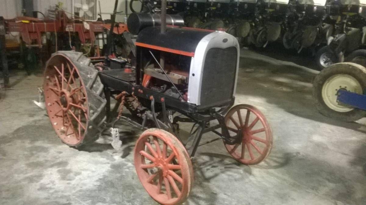 1923 Ford Model T Doodlebug | Tractors Oldies & Farming Tools spoke ...