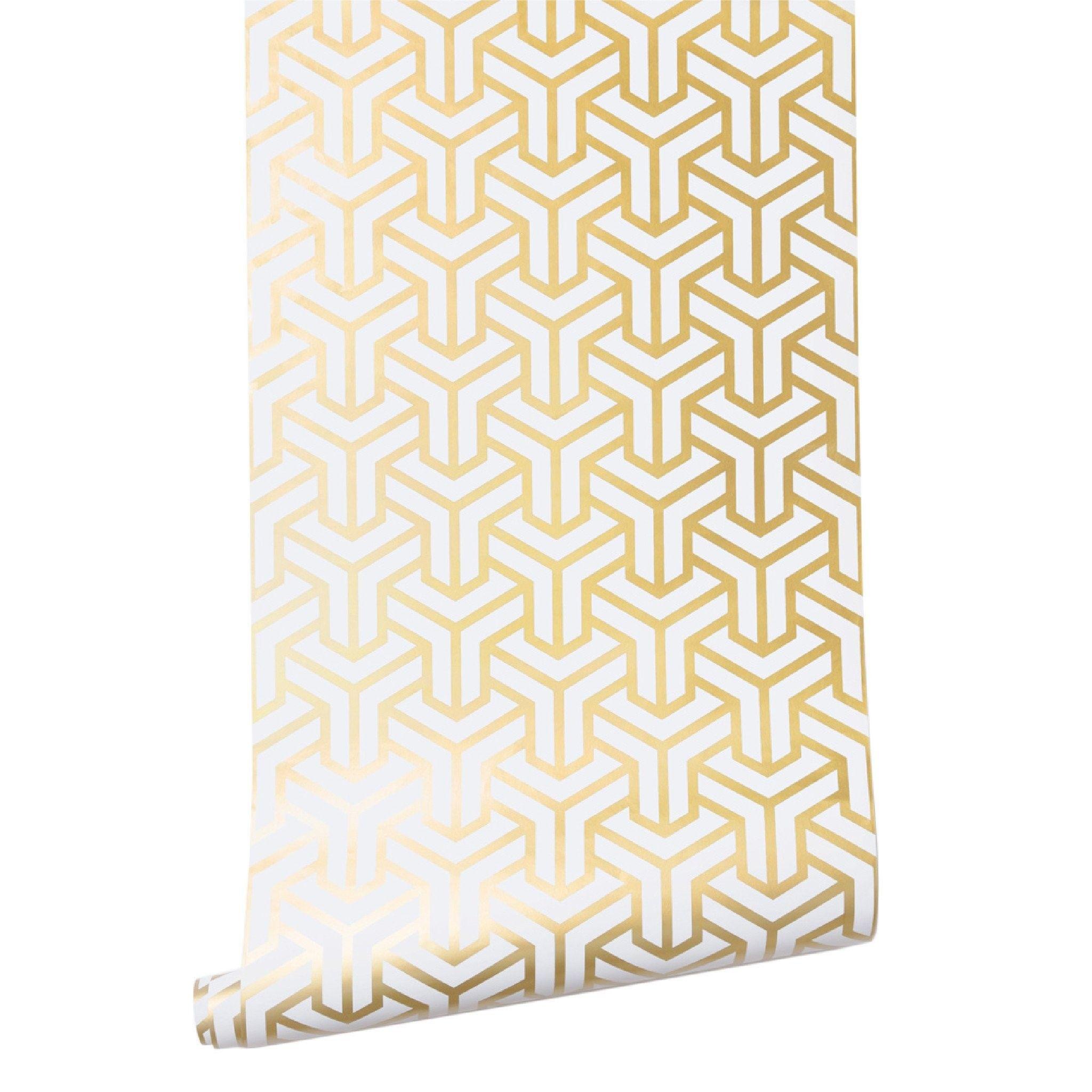 Glopal UK Geometric wallpaper, Wallpaper samples