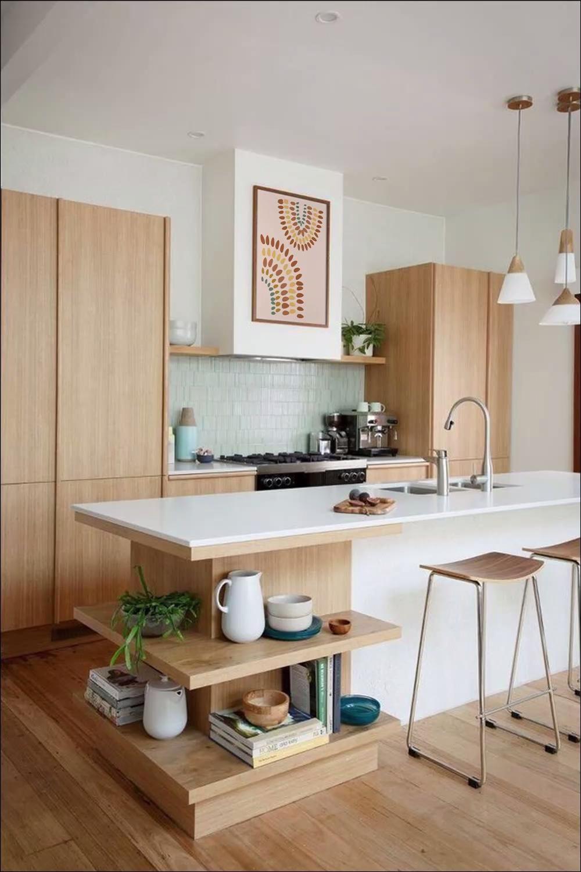 Japanese Modern Minimalist Kitchen Ideas That Focused On Functionality