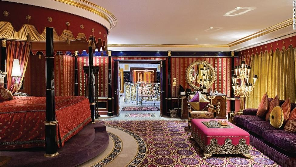 16 Of The Most Extravagant Hotels In The World You Ll Wish You Had The Funds For These Rooms Habitaciones De Lujo Interior Lujoso Hoteles