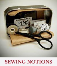 merchant&mills sewing notions