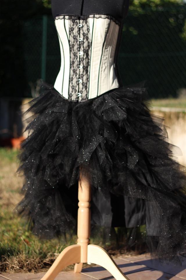 jupe mouchoirs de tulle | Vintage | Dresses, Fashion et Tutu