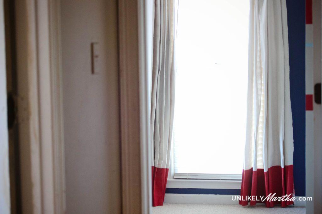 20 Diy Painted Drop Cloth Curtains Drop Cloth Curtains