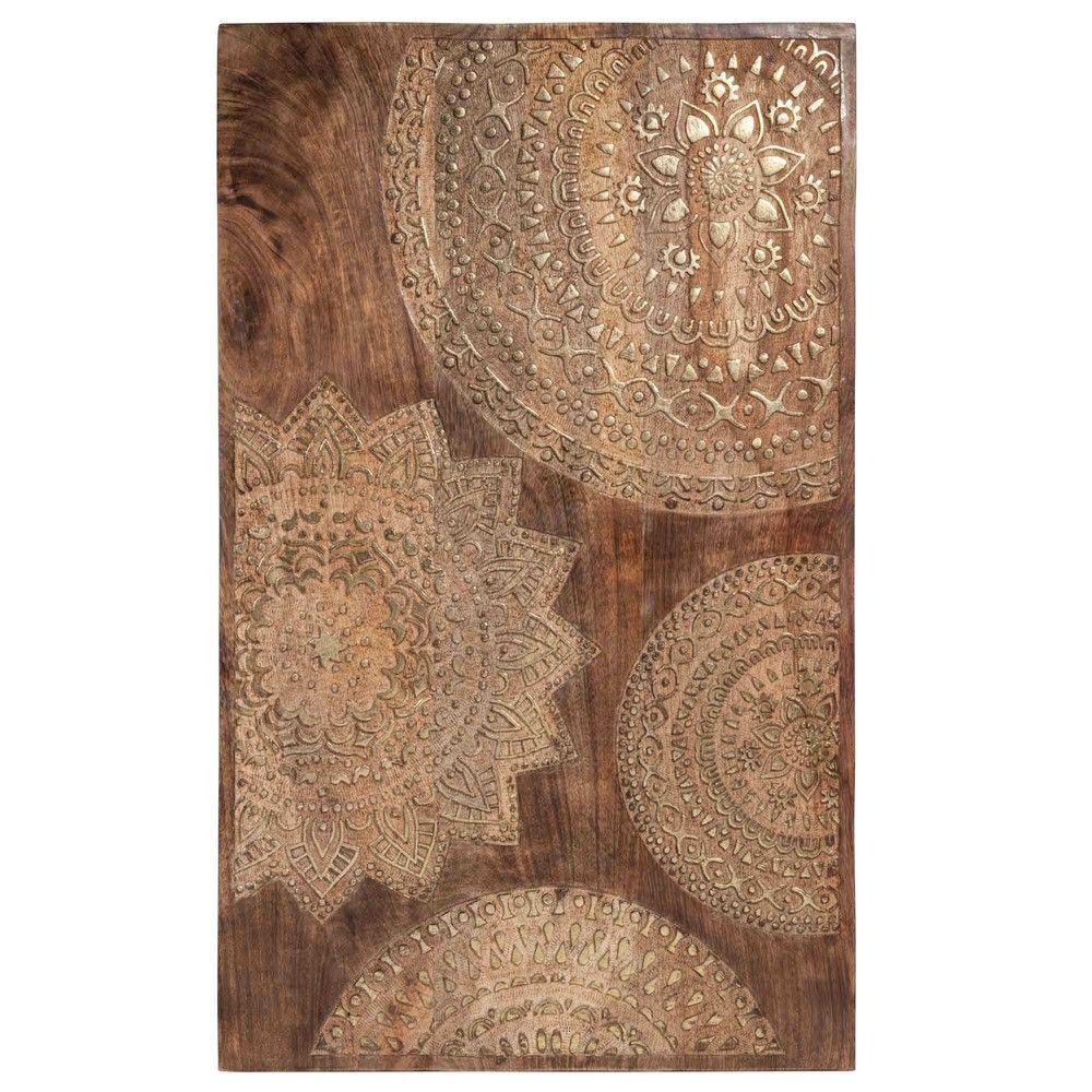 Cuadro esculpido de madera dorada 50 ...