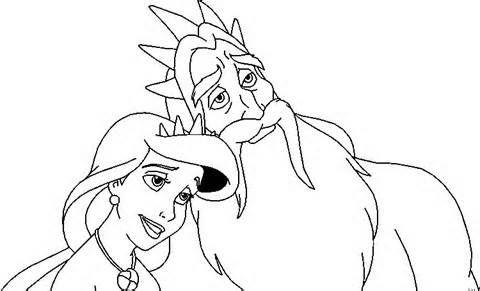 princess ariel coloring pages for print  ariel coloring