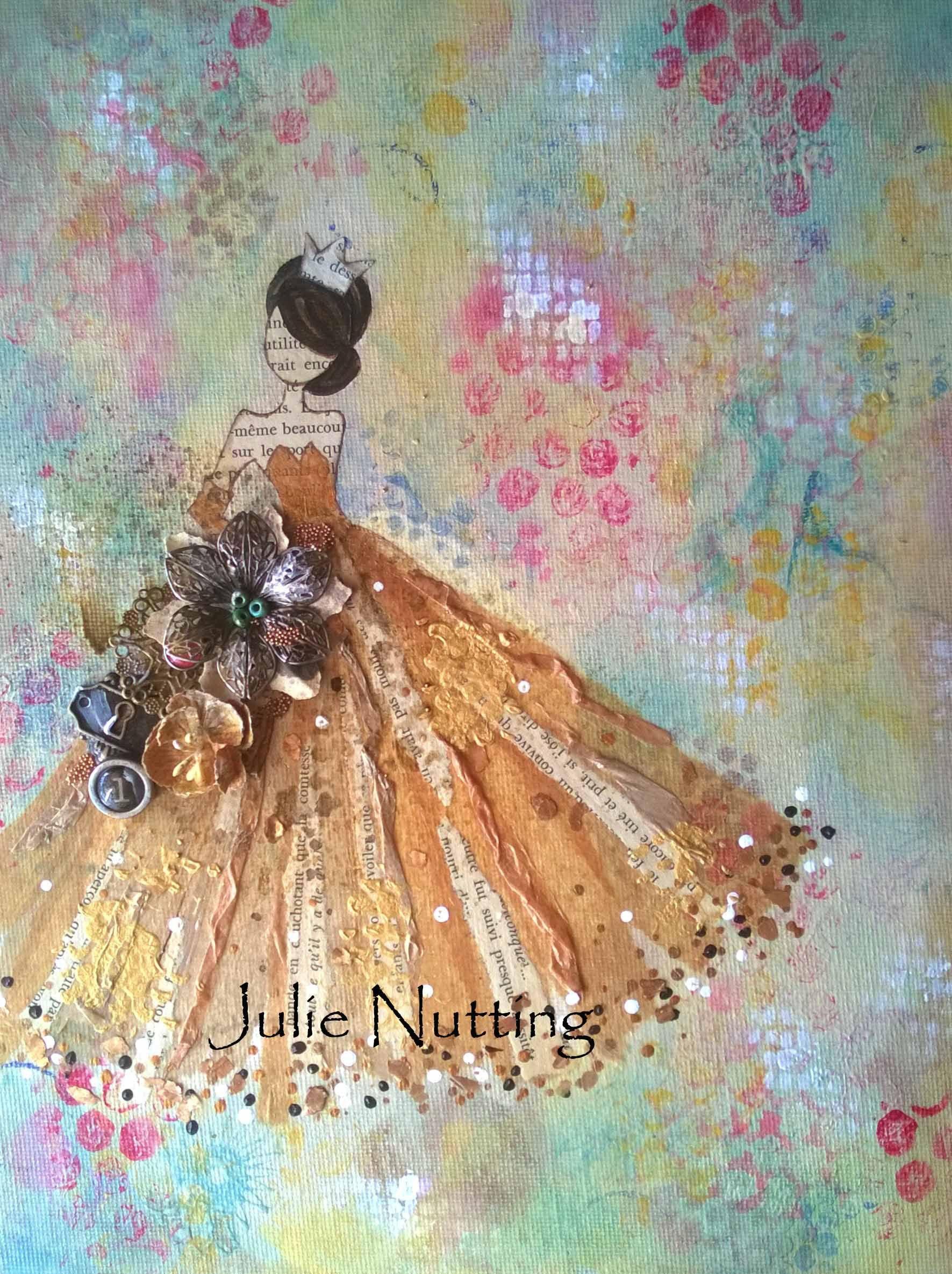 julie ntting everything scrapbook & Stamps