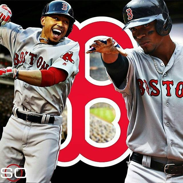 Xander Bogaerts Extends His Hit Streak To 24 Games And Mookie Betts Hits Three Hr In Red Sox S 6 2 Win Over Ori With Images Boston Red Sox Players Red Sox Red Sox Baseball