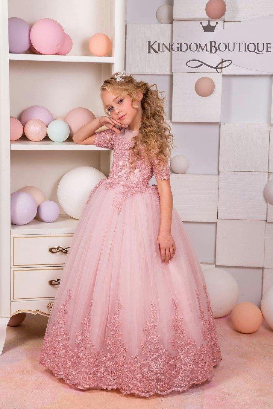 Pin de Mayeli Estrada Velazquez en Girls Dresses | Pinterest ...