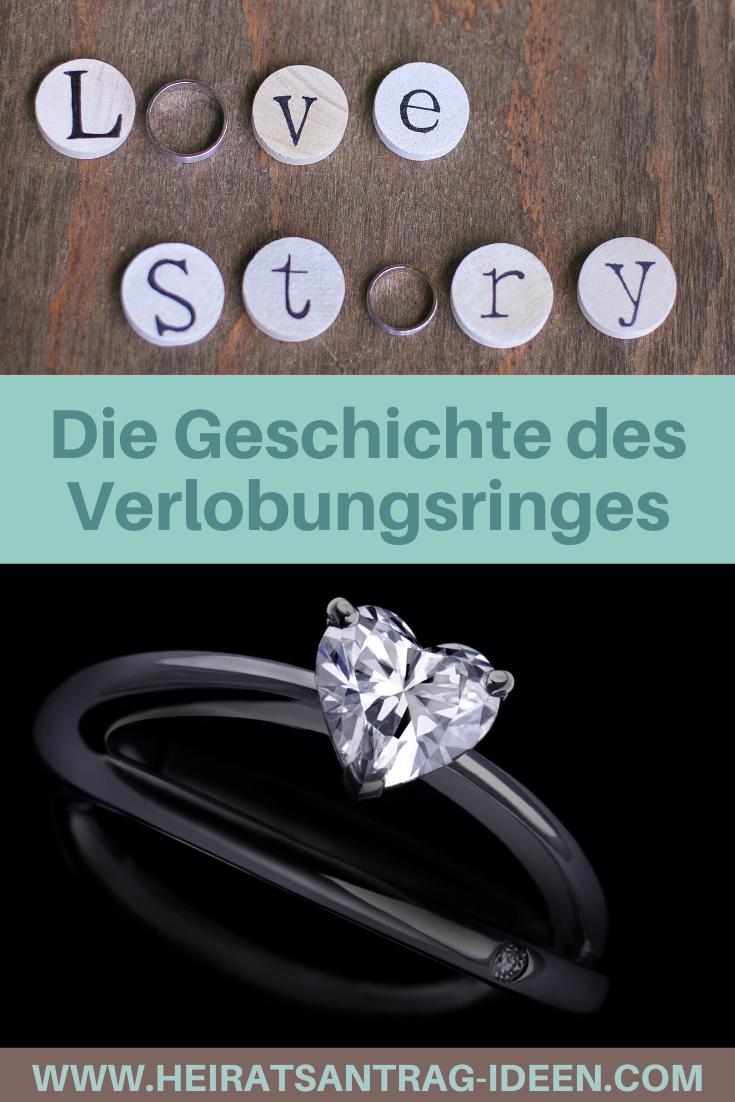 Die Geschichte Des Verlobungsringes Ring Verlobung Verlobungsring Verlobung