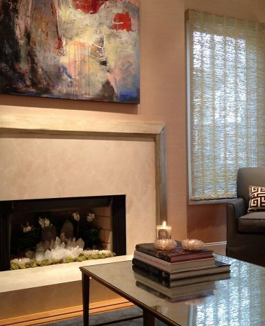 Fireplaces Not Just For Fire Fireplace Fireplace Surrounds