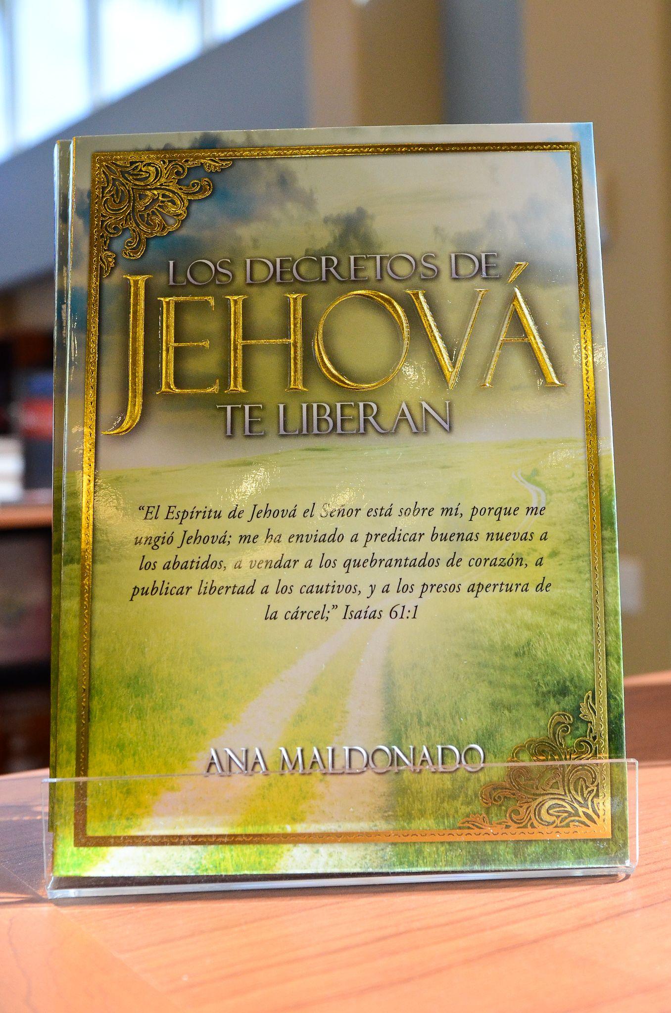 Los Decretos De Jehova Te Liberan
