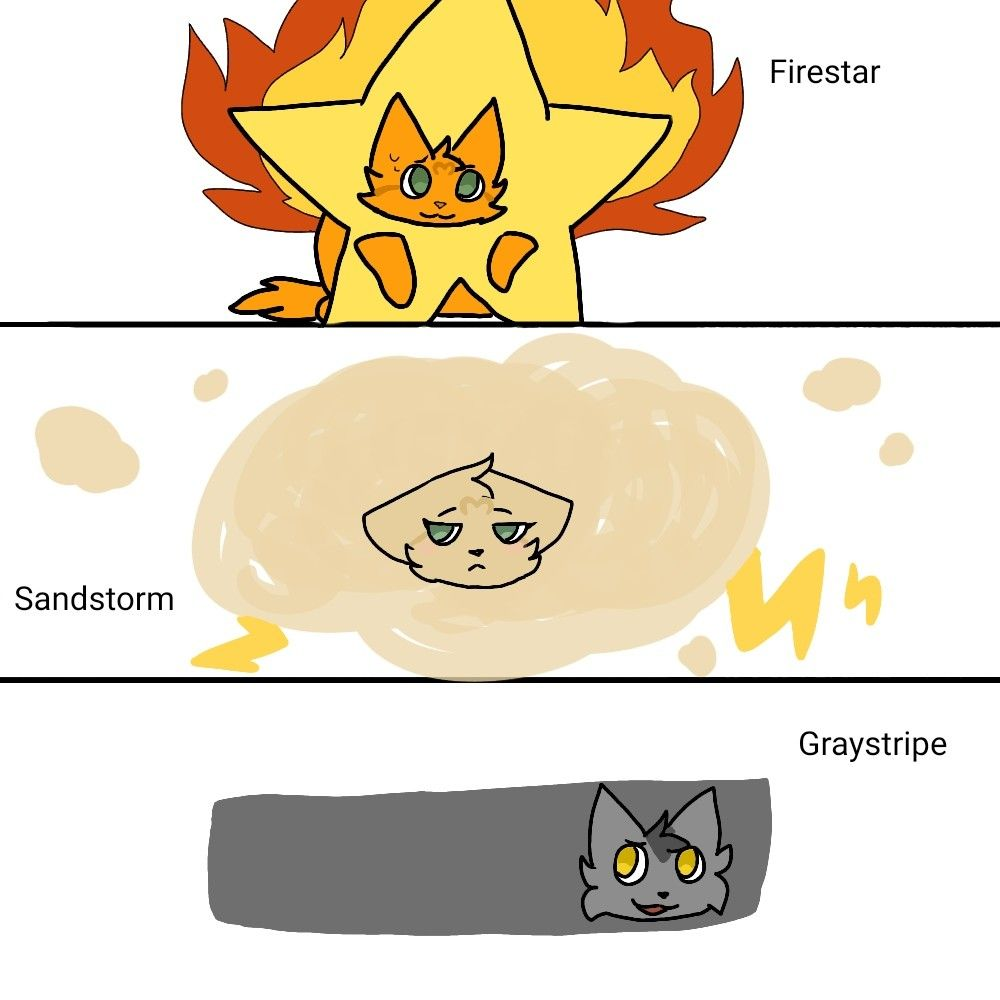 Warrior cat names taken seriously #1   Warrior cats funny, Warrior cats,  Warrior cat memes