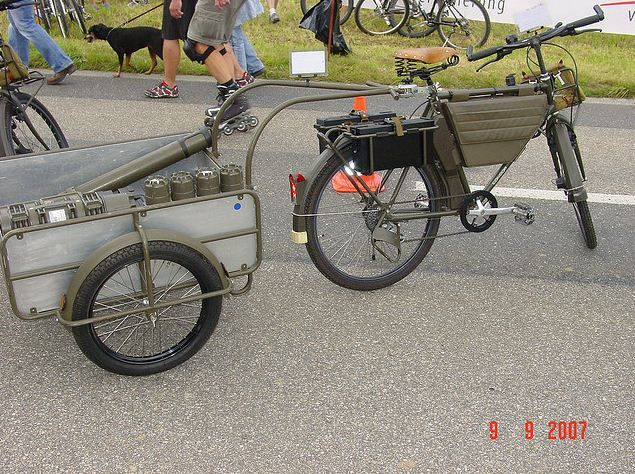 Bug Out Bicycle With Images Bicycle Bicycle Trailer Bike Trailer