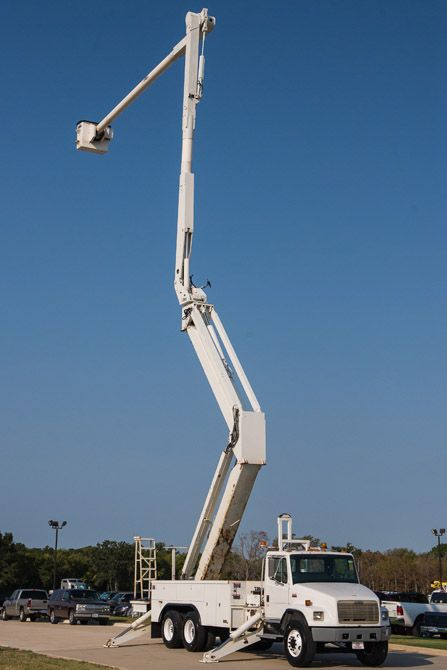 Used Bucket Trucks For Sale >> Used Bucket Truck For Sale Altec Am900 E100 2001